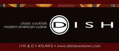 Dish Downtown Restaurant | Reviews | Hours & Info | Lincoln NE | NiteLifeLincoln.com