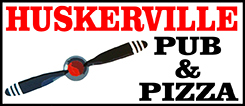 Huskerville Pub & Pizza Menu - Lincoln Nebraska - Provided by Metro Dining Delivery