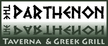 The Parthenon Taverna & Greek Grill, The Parthenon Restaurant Delivery, The Parthenon Delivered Anywhere in Lincoln Nebraska, The Parthenon Menu