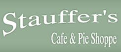 Stauffer's Cafe & Pie Shoppe Menu - Lincoln Nebraska