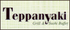 Teppanyaki - Grill & Sushi Buffet - Now Delivers Anywhere In Lincoln - For as low as $2.99