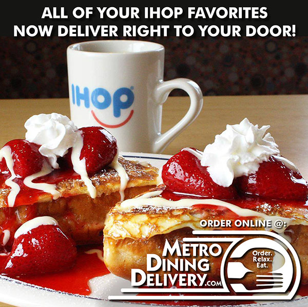 IHOP | Menu | Delivery | Order Online | Lincoln NE | City-Wide ...