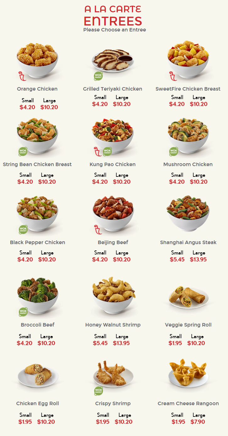 Panda Express | Delivery | Menu | Order Online | Lincoln ...