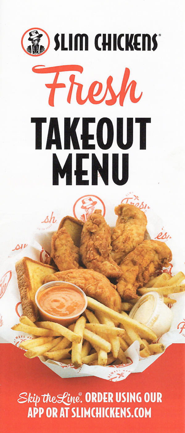 slim chickens delivery menu with prices lincoln ne provided
