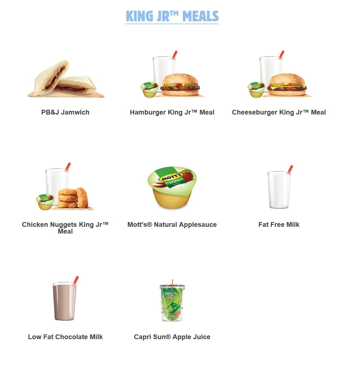 Burger King   Menu   Delivery   Order Online   Lincoln NE   City ...
