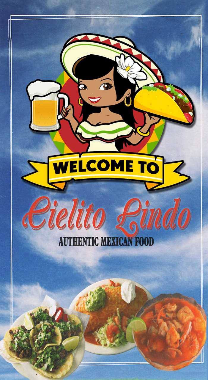 Cielitio Lindo Mexican Cafe Menu Lincoln Nebraska Cielito Restaurant 16th Q